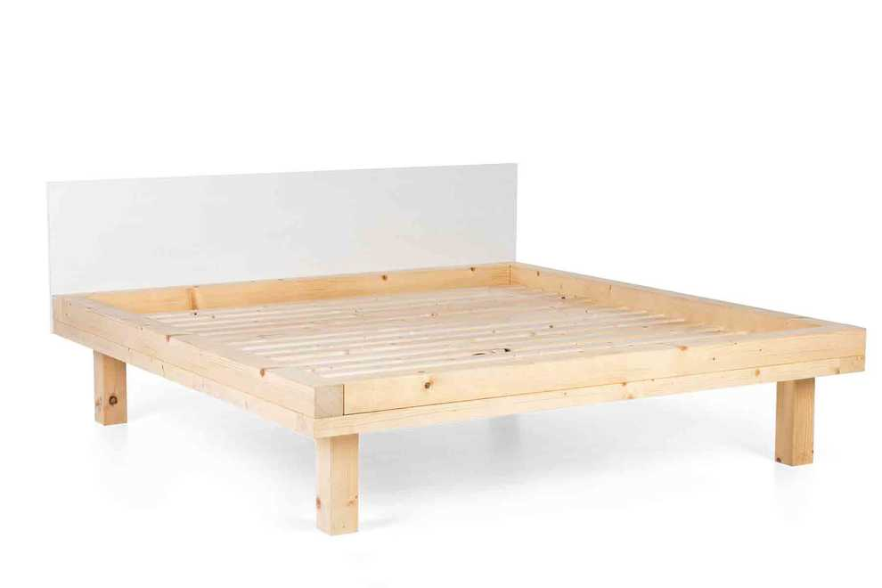 Gut gemocht Bett Ludwig selber bauen - Betten - OBI Selbstbaumöbel BT97