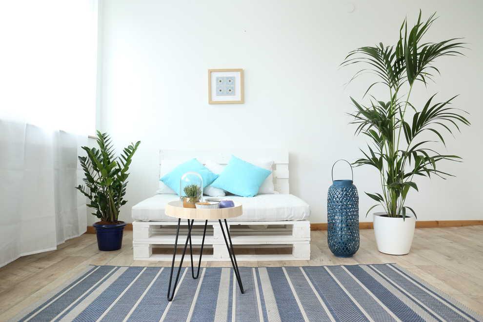 Couch Bankig selber bauen - Palettenmöbel - OBI Selbstbaumöbel