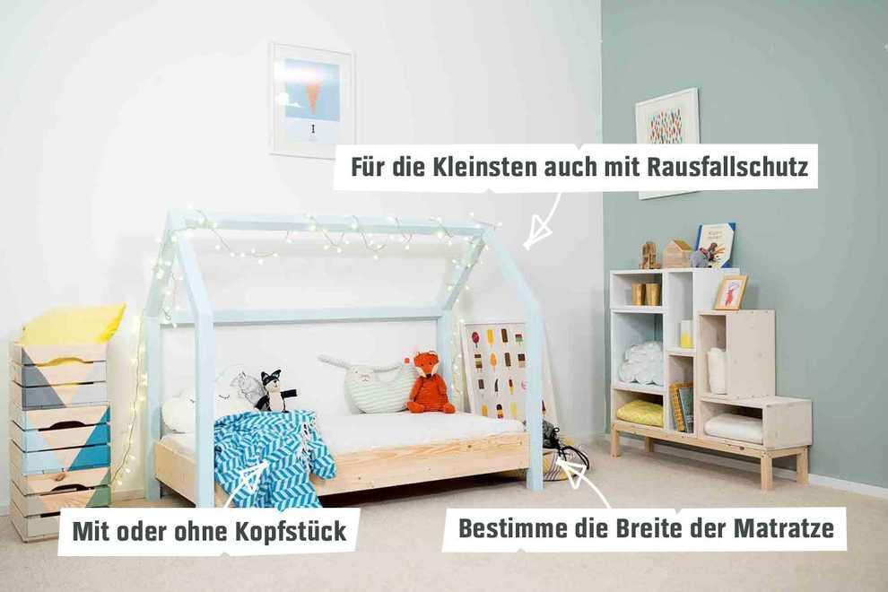 Kinderbett Moritz