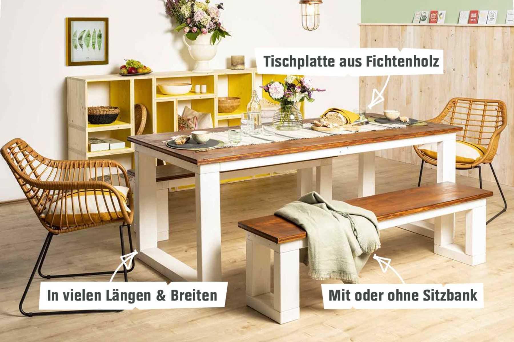 Tisch Karl CREATE! by OBI