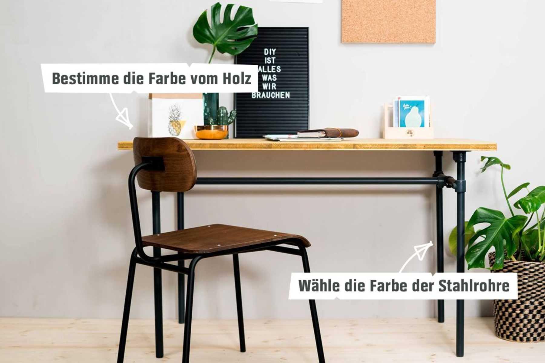 Tisch Rohrbert CREATE! by OBI