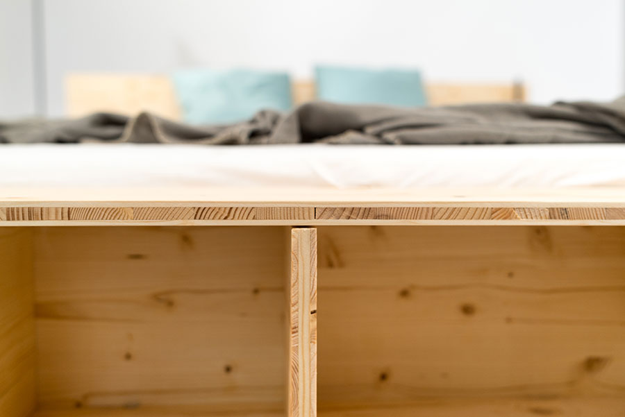 projekt bett wilhelm obi selbstbaum bel. Black Bedroom Furniture Sets. Home Design Ideas